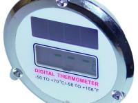 Termometar -50 do +70°C solarni